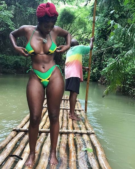 Sexy Ebony Jamaica Bikini | #Sexy #Ebony #Jamaica #Bikini ...
