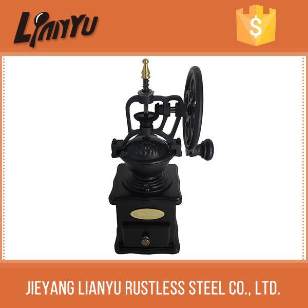 Industrial coffee grinder machine and enterprise coffee grinder parts with coffee grinding machine