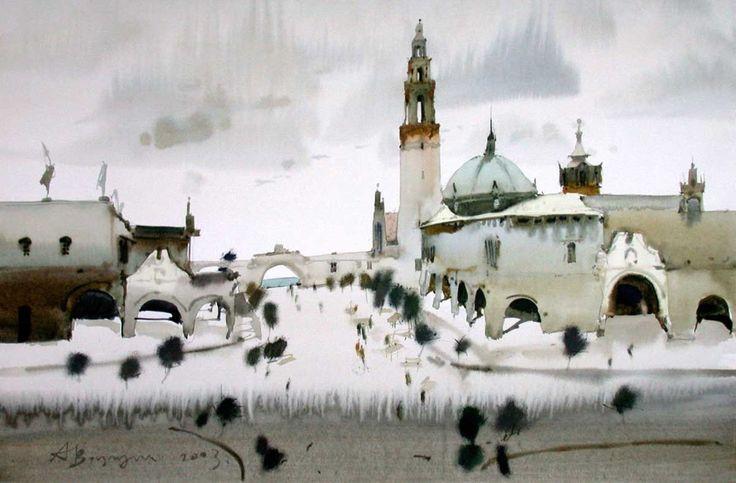 Alexander Shumtsov | O Mundo da Arte