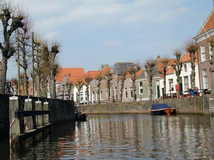 Hasselt, Hanzestad aan de IJSSEL, Netherlands