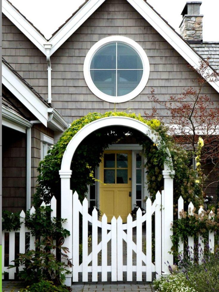 17 Best Ideas About Front Gates On Pinterest Side Gates