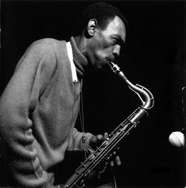 Jazz legend Sam Rivers