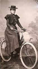 lady on her bicykle (H A T S C H I B R A T S C H I) Tags: old ladies woman bike bicycle lady vintage bicycling women femme oldphoto oldtimer biker bicyclist velo fahrrad bicykle vintagephoto vintagebicycle fotographie waffenrad veloancien oldtimerfahrrad fahrradoldtimer vitagebicycle