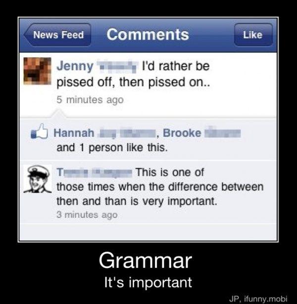 Grammar: Laughing,  Internet Site,  Website, Grammar Humor, Web Site, Funny Stuff, Grammar Lessons, Funnystuff, Funnie