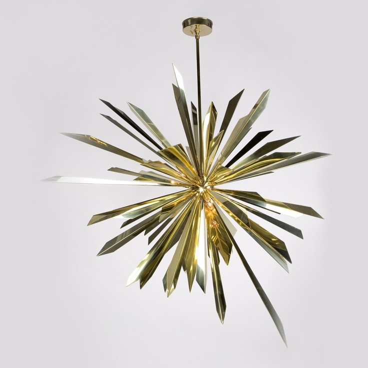 A D favourite, this California Sunburst 45 Chandelier, designed by Tony Duquette is just screaming BUY ME!!!!Lightning California, Sunburst 45, Ceilings Lights, Sunburst Chand, 45 Chandeliers, Leaders Hall, Buy California, California Sunburst, Tony Duquette