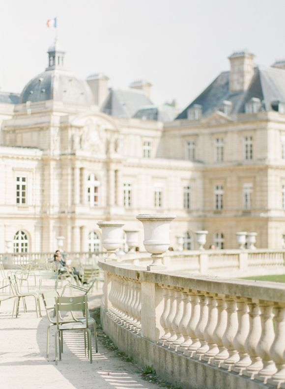 Jardin du Luxembourg  Stone & Living - Immobilier de prestige - Résidentiel & Investissement // Stone & Living - Prestige estate agency - Residential & Investment www.stoneandliving.com