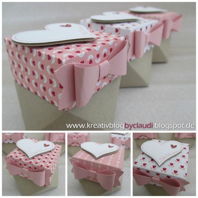 Kreativ Blog by Claudi: Valentinstag / Demogeburtstag / #imbringingbirthdaysback