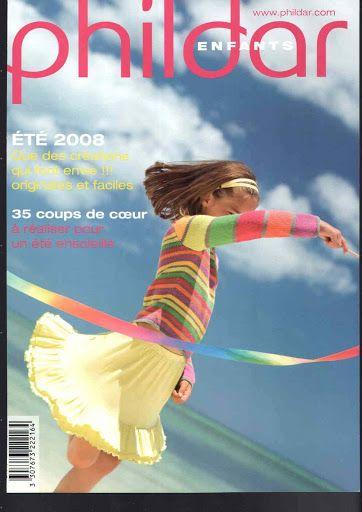 Phildar N°487 - Ding Lynn - Picasa Albums Web
