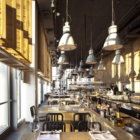 JaffaTel Aviv Restaurant By Baranowitz Kronenberg Architecture Interior DesignRestaurant