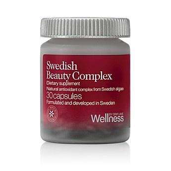 Švédský #komplex pro krásu  Obsahuje silný antioxidant astaxanthin, který chrání pokožku proti předčasnému stárnutí, zlepšuje hydrataci a svalovou výkonnost.  www.orif365.cz