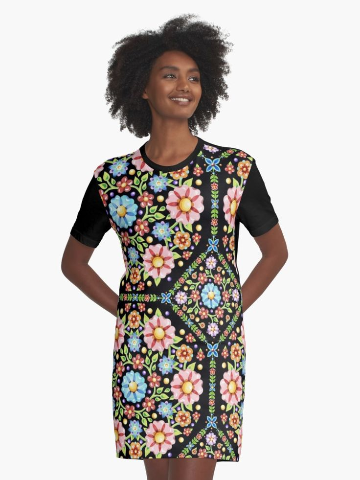 Thank you Buyer! @redbubble Millefiori means a thousand flowers in Italian, thus an apropos name for this wonderfully elaborate folkloric pattern of watercolour flowers woven into a pretty textile repeat – reminiscent of Romany design, bohemian boho chic and elegant. Another dynamic design confection created by hand by surface designer Patricia Shea • Also buy this artwork on apparel, stickers, phone cases, and more.