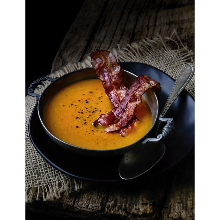 Batátová polévka | Coolinářka