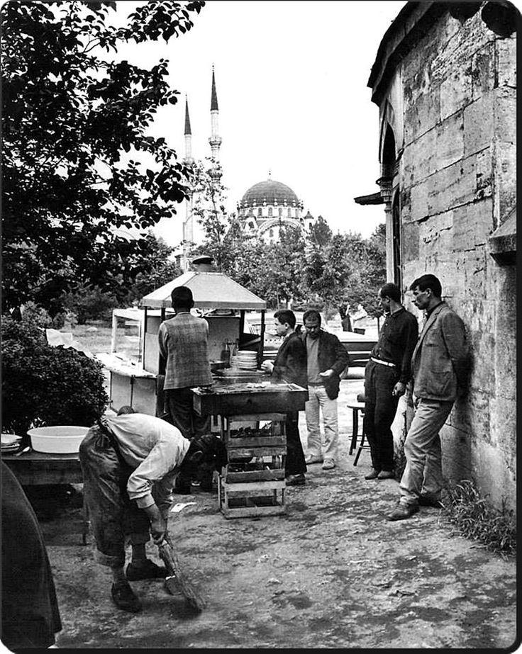 ISTANBUL, Tophane - 1968