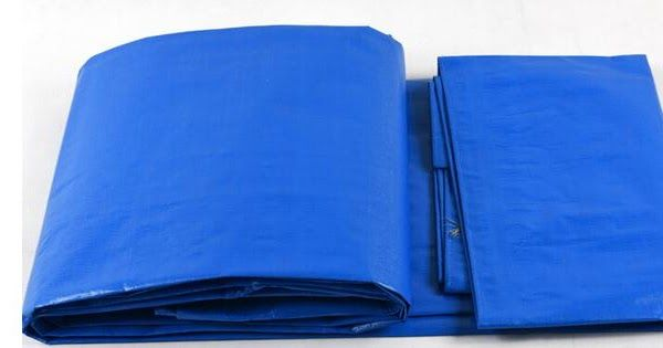Still wondering about the difference between a waterproof tarp and a water resistant material? Read on then to get your answers! #WaterproofTarp #Tarpaulin #WaterResistantTarp