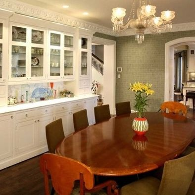 1000 Images About Dining Room On Pinterest Built In Buffet Ikea Kitchen Cabinets And Command