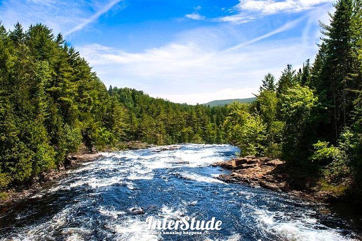 Monte-A-Peine Waterfalls