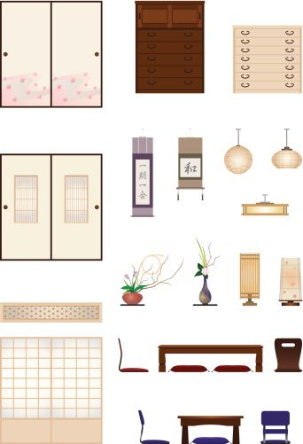 japanesestyle-room-furniture-vector-id479397427 (342×501)