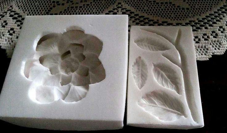 Silikon lotus by griya puding 3x11.5x11.5