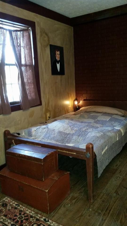 157 Best Images About Early American Bedrooms On Pinterest
