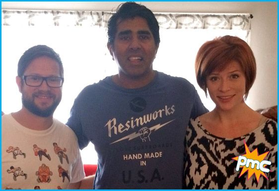Check out episode 158 of Pop My Culture, featuring writer/director/actor Jay Chandrasekhar!
