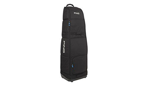 PING Golf Mens Rolling Travel Cover Black *** Click on the image for additional details. Note: It's an affiliate link to Amazon