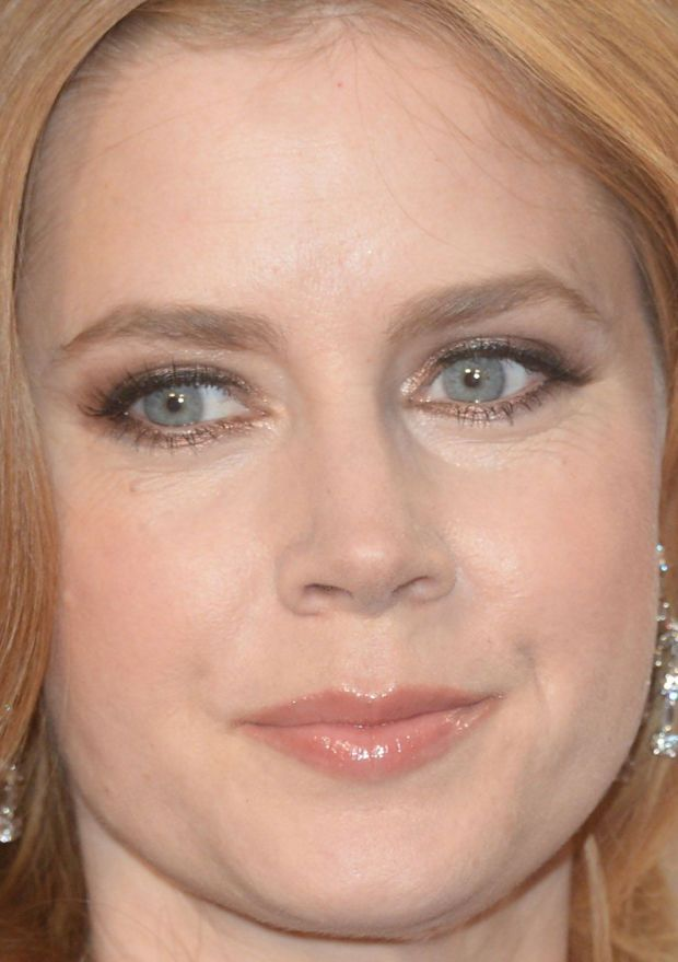 Close-up of Amy Adams at the 2016 London premiere of 'Nocturnal Animals.'
