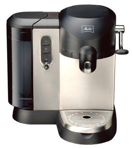 Melitta coffee pod machine black JCM-161 / B] [coffee-maker pod  #Kitchen