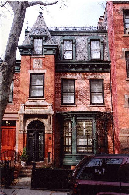 25 Best Ideas About New York Brownstone On Pinterest
