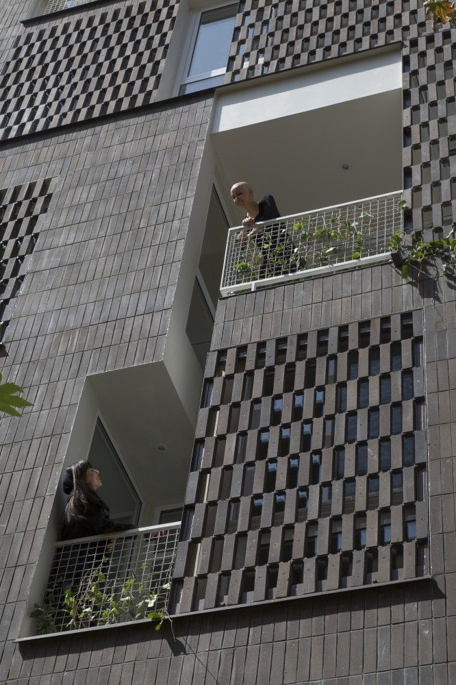 Eilkhaneh / [SHIFT] Process Practice/ Tehran - There are amazing architecture projects around the world. Here you can see every type of project, since buildings, to bridges or even other physical structures. Enjoy and see more at www.homedesignideas.eu