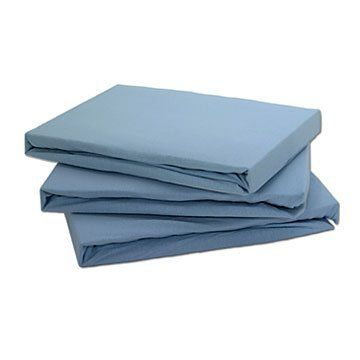 Blue Jersey Fitted Sheet Super King Size: Amazon.co.uk: Kitchen & HomePrice:£8.95 + £2.50 delivery