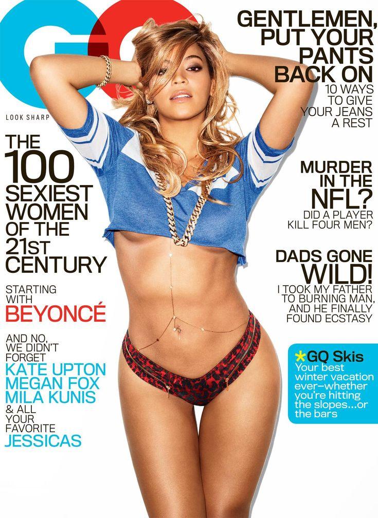 gq magazine | Beyonce-GQ-MAGAZINE