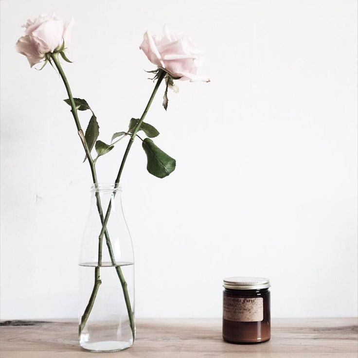 Inspiration Lifestyle, Bougie Amber & Moss P.F Candle Co. / Crédit photo @mytrendbook