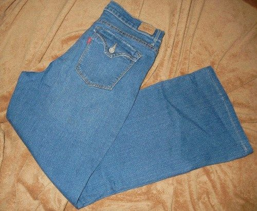 24.49$  Watch now - http://viqnt.justgood.pw/vig/item.php?t=raxfozo9122 - Levi's Jeans Size 12 S 512 Perfectly Slimming Flap Pockets Inseam 28.5 Women J9