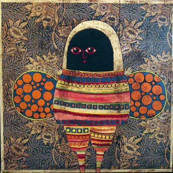 forgotten people / gustavo ortiz (Outsider art/Art brut/Raw art)