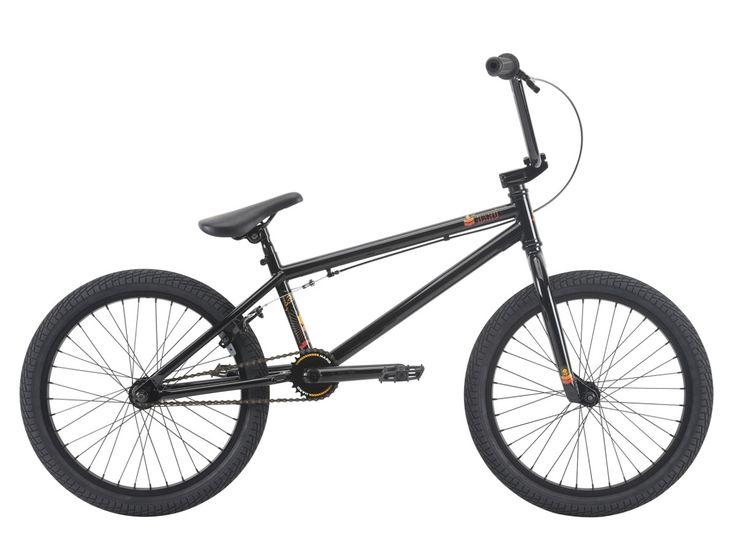 "Haro Bikes ""Leucadia"" 2018 BMX Bike - Gloss Black | kunstform BMX Shop & Mailorder - worldwide shipping"