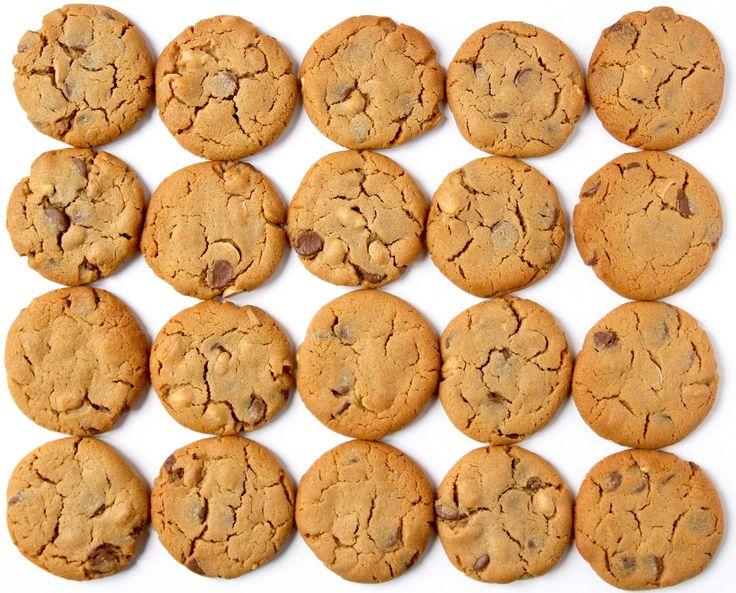 Cookies beurre de cacahuètes
