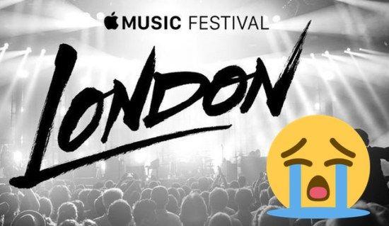 El Apple music Festival cierra sus puertas el año de su décimo aniversario