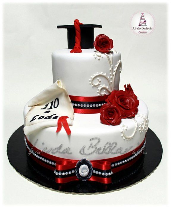 Cake Art Design School : 27 best images about College Graduation cake ideas on ...