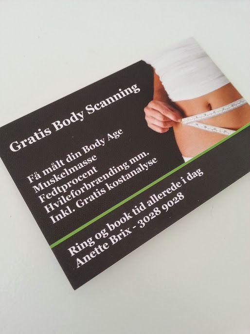 Jeg kan hjælpe dig med at komme af med de uønskede kg, eller  hvis du ønsker vægtøgning, muskelopbygning eller sund og aktiv livsstil. Book en tid, kontakt mig på Facebook