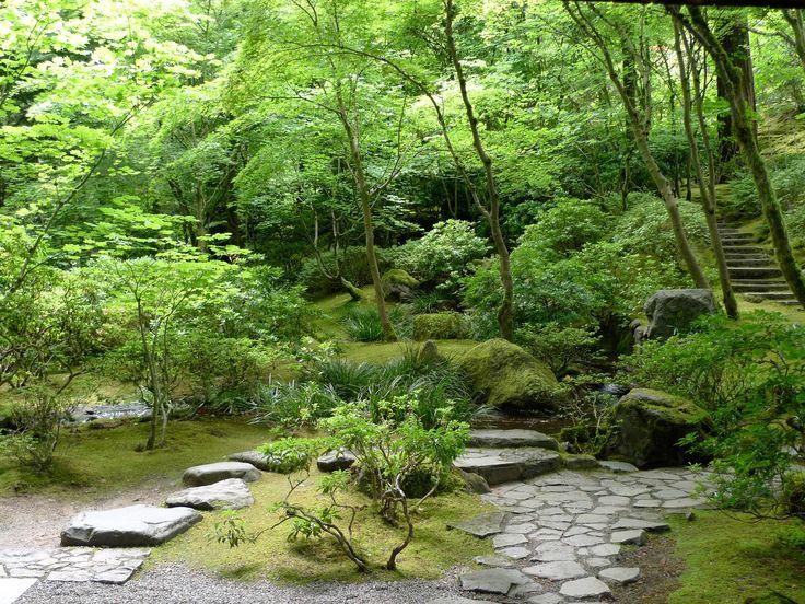 japanese garden, pdx