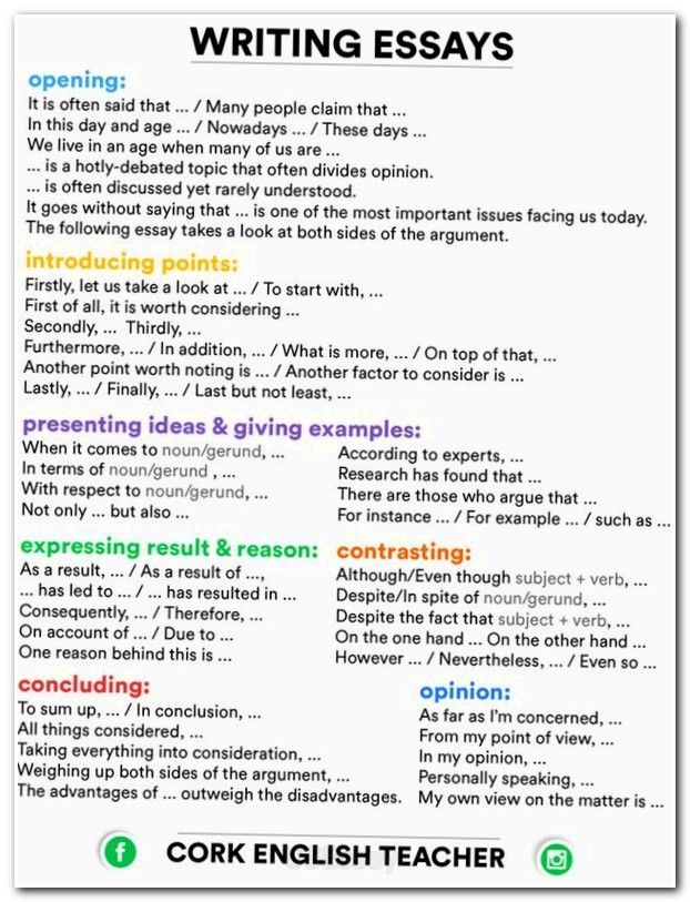 Essay Examples Topic Sentences - Examples of Topic Sentences