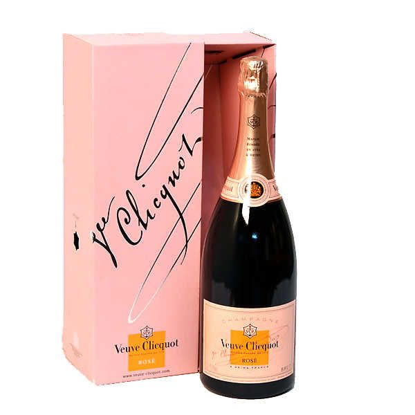 #Magnum Veuve Cliquot Rosé as relationship married This Veuve #Clicquot Rosé will be turned in one of the most #classiest Champagne gifts. 1.5 L. of #Champagne pleasure!