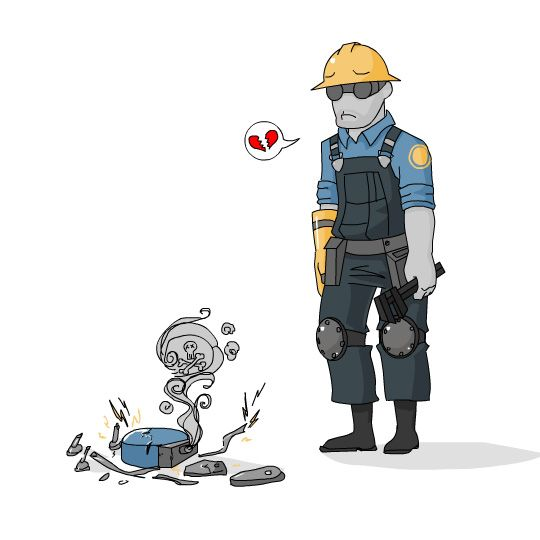 The 421 best team fortress 2 images on pinterest videogames tf2 sentry down by shy light find this pin and more on team fortress 2 malvernweather Choice Image