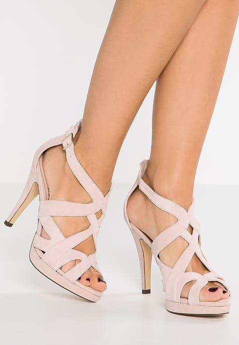 Pier One High Heel Sandaletten - pink für 59,95 € (30.01.17) versandkostenfrei bei Zalando bestellen.