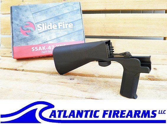 SSAK 47 Bump Fire Stock Slide Fire Solutions