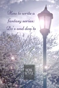 #Writingtips for creating a fantasy series. Join a critique group dedicated to fantasy: http://www.nownovel.com/groups
