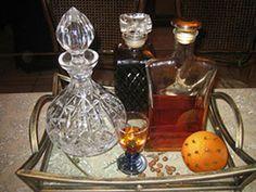 Αννίκας..... δια χειρός: Σπιτικό λικέρ με πορτοκάλι και καφέ