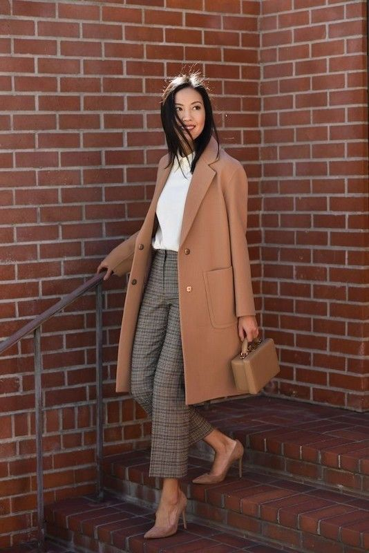 62 Trending Work Outfits To Wear This Fall #Fall #Outfits #Trending #Wear #Work