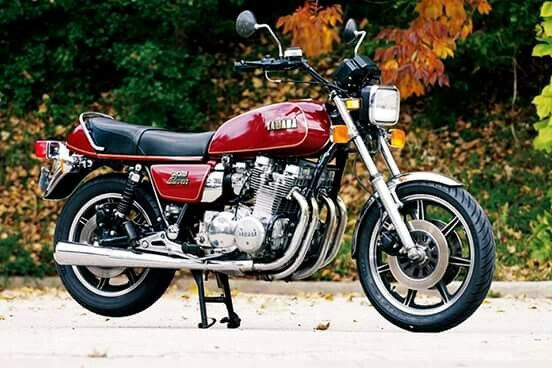 1978 Yamaha XS1100 Steve (add a fairing)
