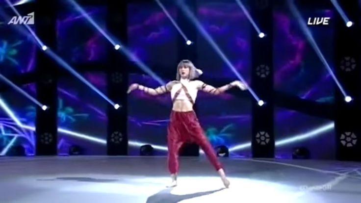 Νεφέλη Θεοδότου - Τελικός So You Think You Can Dance - Live Final - 14/7...